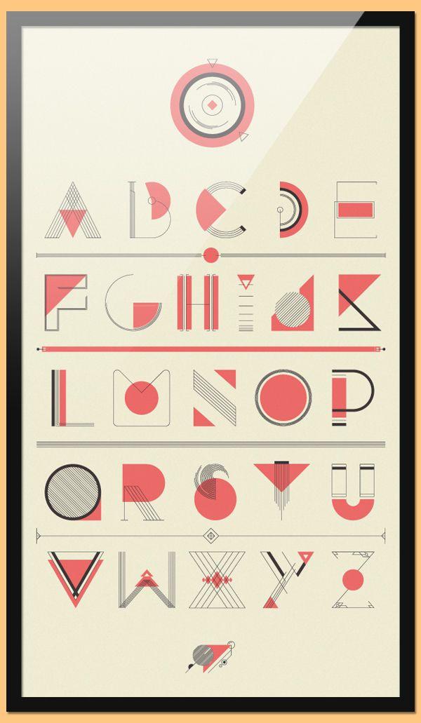 Inspiração Tipográfica #141 - Choco La Design | Choco la Design | Design é como chocolate, deixa tudo mais gostoso.