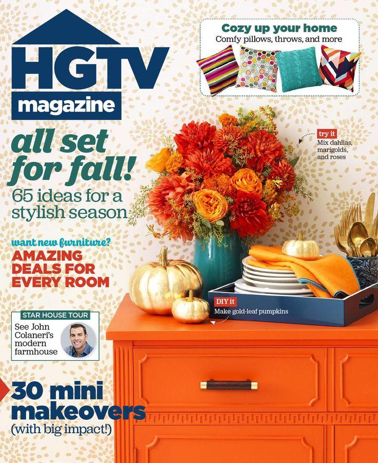 Hgtv magazine 2015 10