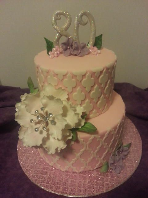 Grandma Th Birthday Cake