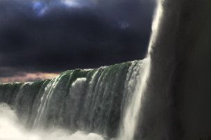 Niagara Falls   Photography, moody, nature.