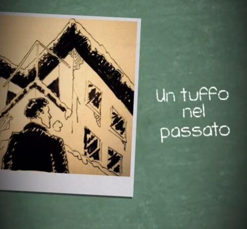 """Il secondo bookteaser, questa volta """"a fumetti"""", per """"Il passato è una bestia feroce"""" realizzato da Luca Galimberti: http://youtu.be/qVrC6STUX5Q"""