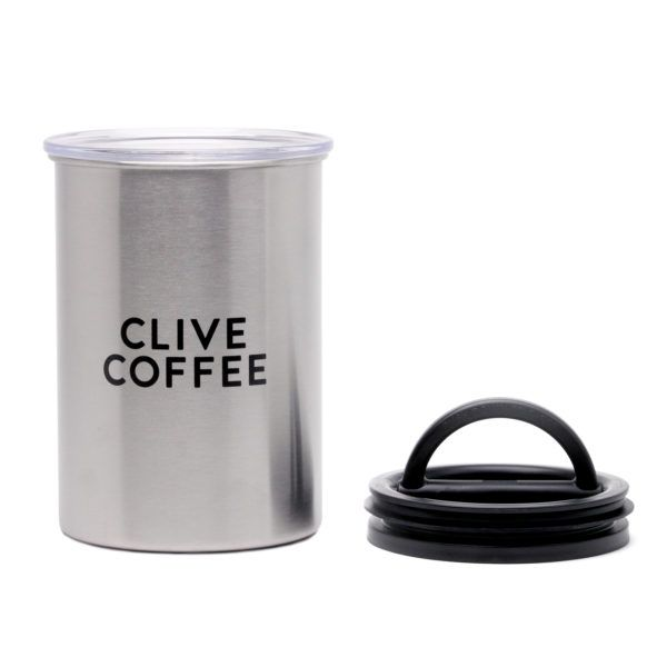 Clive Airscape Canister from Clive Coffee