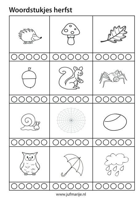 In hoeveel stukjes kun je deze woorden hakken? Groep 2