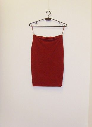 Kup mój przedmiot na #vintedpl http://www.vinted.pl/damska-odziez/spodnice-tuba/20499683-70-zl-przy-wymianie-zara-spodnica-tuba-bandazowa-bordo-jesien-36