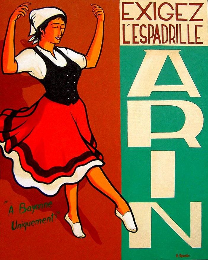 Erwin DAZELLE - Pub Arin Femme sur Dazelle.com