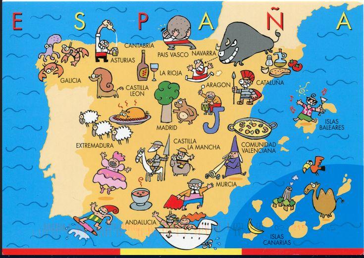 Tópicos. (TOUCH esta imagen: Spain Test by P Vasis.)