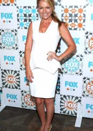 Becki Newton at 2014 Fox Summer TCA All-Star party in West Hollywood-01