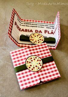 Festa impressa - Aniversário da Flávia {Pizzaria} | Flickr - Photo Sharing!