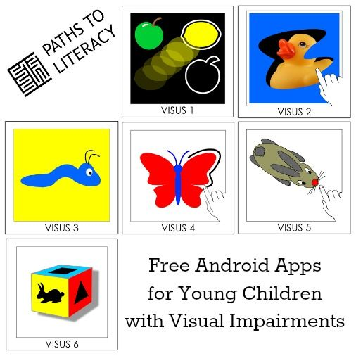 17 Best Images About IPads, Apps And Visual Impairment On