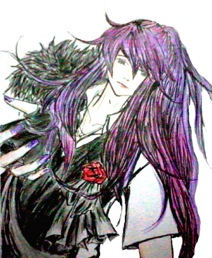 fanart for gakupo the lost memory version by 7oi