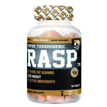 Sportovní výživa - Mega RASP