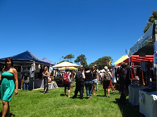 The Byron Bay Markets are an awesome way to spend the weekend... regional produce, food, and products...