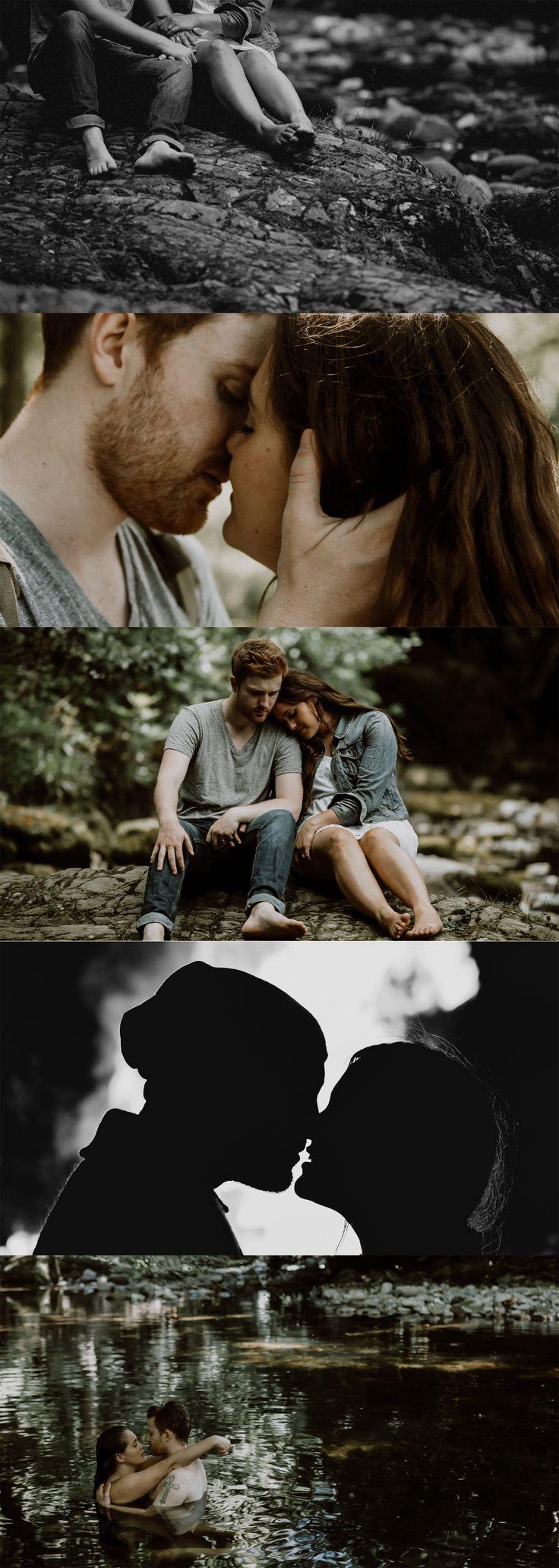 Couple camping in the woods.  #couples #couplegoals #wanderlust #wild #wildcamping #ireland