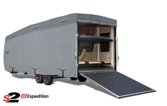 Expedition S2 Toy Hauler Travel Trailer