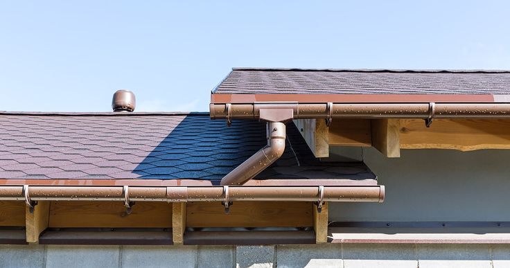 1000 Ideas About Rain Gutter Installation On Pinterest