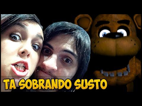 Five Nights at Freddy's 2 - SUSTOS! - Casal de Nerd - YouTube