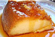 Flancito de durazno. Ver receta: http://www.mis-recetas.org/recetas/show/71541-flancito-de-durazno