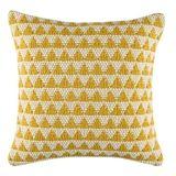 Samsa Cushion 45x45cm Yellow
