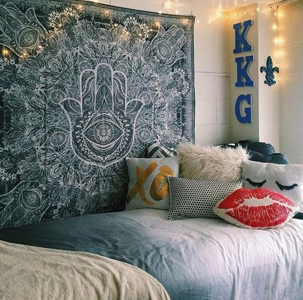 Boho Chic never goes out of style | dormify.com