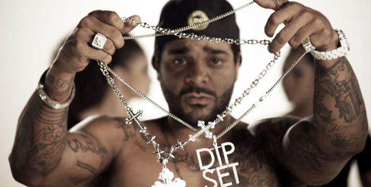 PICS: Webstar & Jim Jones feat. Juelz Santana – Dancin' On Me ...