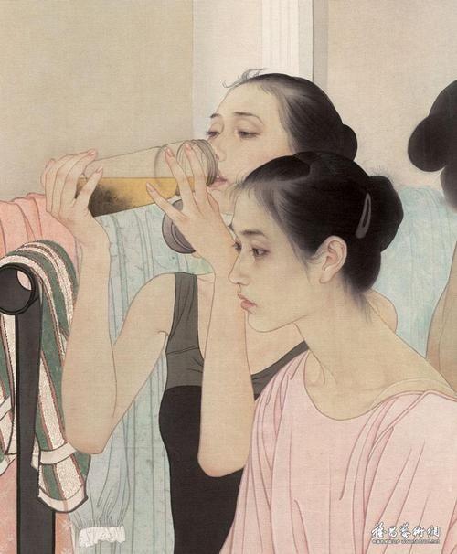 by He Jiaying (b1957, Taiwan)