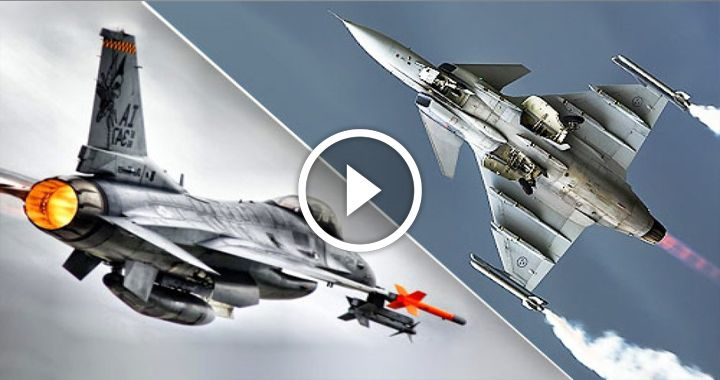 F 16 Fighting Falcon Vs Saab Jas 39 Gripen Saab Jas 39 Gripen F 16 Fighting Falcon Fighter Jets