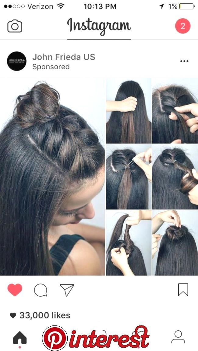 10 Easy Hairstyles For Short Hair Easy Hairstyles For Short Hair #easyhairstylesquick #easyhairstylesshort #easyhairstylescurly #easyhairstyleslong #easyhairstylesforbeginners