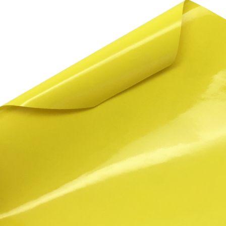 Klebefolie Schwefelgelb (glänzend)