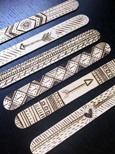 Craft Sparkle Pop: Craft Fail: Popsicle Stick Bracelets