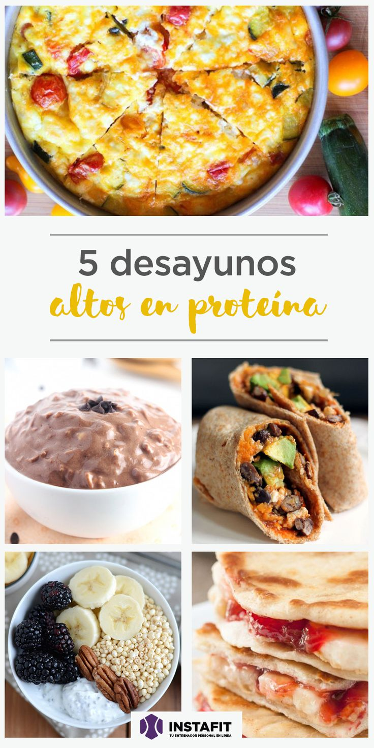 M s de 25 ideas incre bles sobre alimentos altos en for Ideas para almuerzos caseros