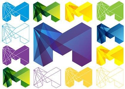 New logo|Melbourne's $240,000 makeover: Graphic Design, Logo Design, Google, Logos Branding Identity, Cities, Logos Design, Graphics, Melbourne Logo