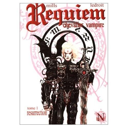 Requiem Vampire knight by Ledroit