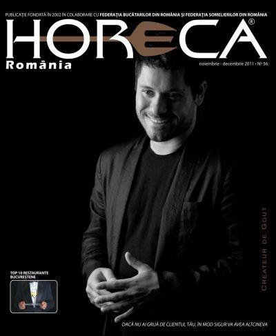 Issue 56 - Teo Constantinescu/Chocolat Createur de Gout