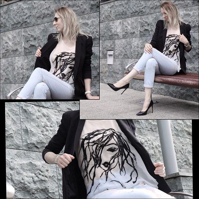 #fashion #style #valeins #handmade #silk #silktop #wool #nunofelt #felt #streetstyle #streetfashion #aucklandfashion #merino #merinowool #newzealandwool #newzealandfashion