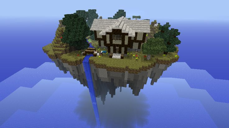 how to make your skyblock island awesome