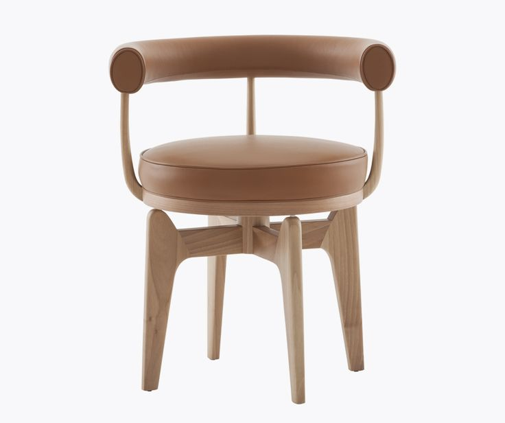 charlotte perriand wooden prototype re-editions by cassina