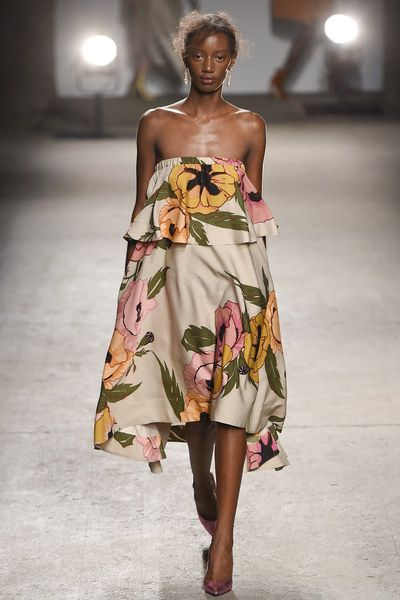 Tracy Reese Spring 2016 Ready-to-Wear Collection - Vogue