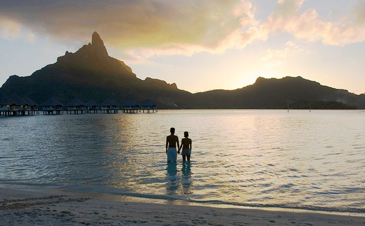 10 romantic vacation ideas for globe-trotting couples!