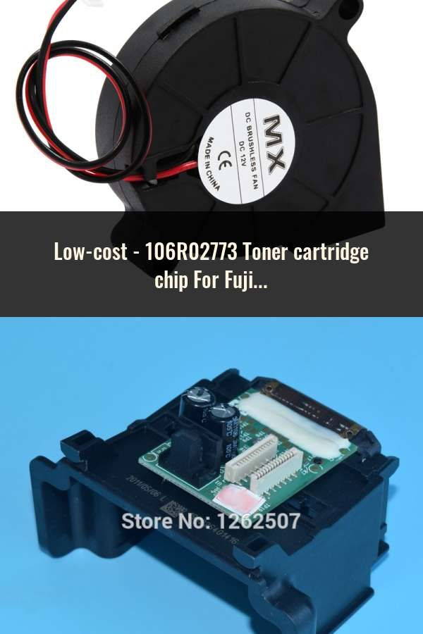 106r02773 Toner Cartridge Chip For Fuji Xerox Phaser 3020
