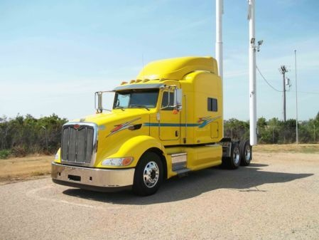 "Our featured truck is a 2009 Peterbilt 386, 514,541 Miles, 70"" Sleeper, ISX Engine, 455 HP, Engine Brake, Pete Flex Air Suspension, All Aluminum Wheels, 11R22.5 Tires, 3.55 Ratio. Check out this week's recently added trucks at http://www.nexttruckonline.com/trucks-for-sale/All-Categories/All-Makes/All-Models/results.html?days_old-max=7"