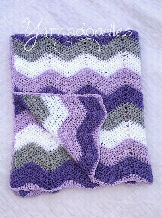 Free Baby Chevron Crochet Pattern : Best 25+ Chevron baby blankets ideas on Pinterest