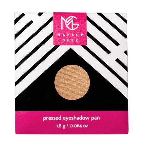 Makeup Geek Eyeshadow Pan in Creme Brulee