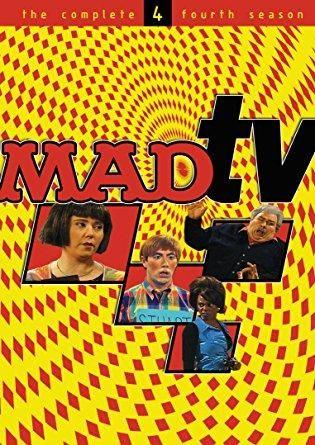 Nicole Sullivan & Phil LaMarr & Bruce Leddy-MADtv: Season 4
