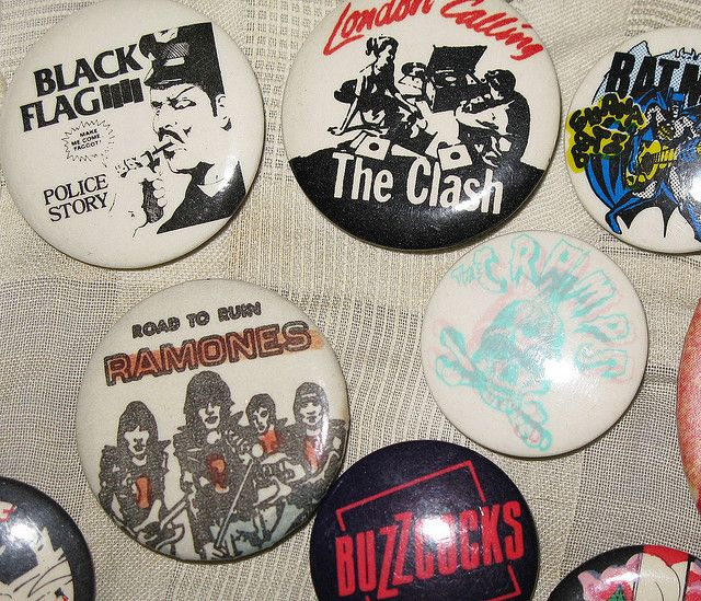 Punk Rock Buttons | Punk Rock buttons and Badges | Flickr - Photo Sharing!