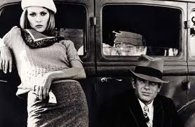 Faye Dunaway and Warren Beatty as Bonnie & Clyde, a movie that exists solely to inspire fashion shoots.: Film, Style Boards, Halloween Costumes, Bonnie Clyde, Faye Dunaway, Amber Rose, Warren Beatty, Old Movie, Martin Scorsese