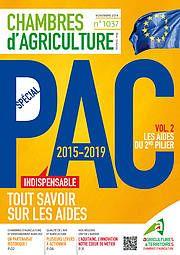 Chambres d'agriculture : Revue n° 1037 - Novembre 2014
