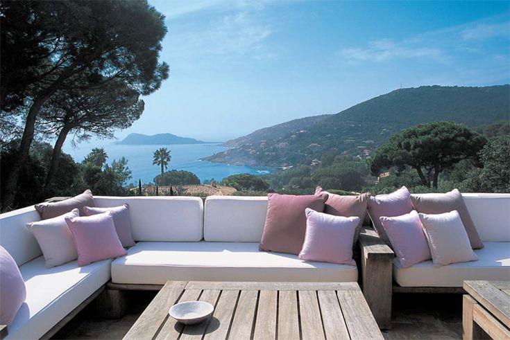 La Réserve's Ramatuelle amazing new hotel and spa - minutes from Saint Tropez.
