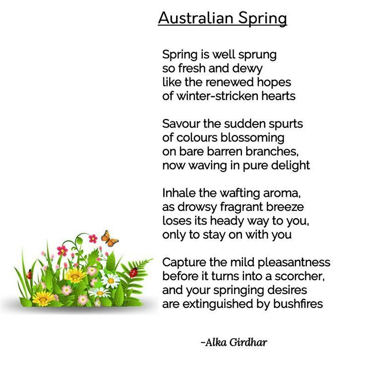 #Australian #Spring season #sydney #bushfires @alka_says