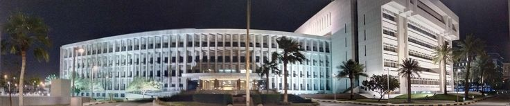 This is how the ministry of finance building in the worlds richest country looks like