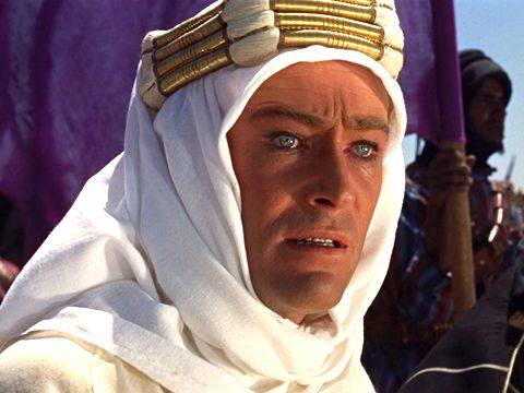 "What America can learn from ""Lawrence of Arabia"" about Iraq"